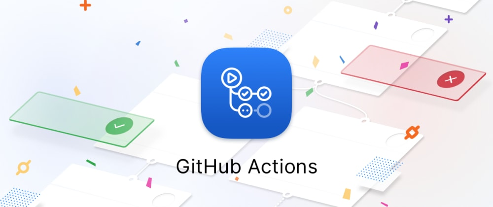 Cover image for How to setup continuous integration and deployment workflows for ReactJS using GitHub actions
