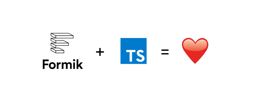 Forms with Formik + TypeScript - DEV Community 👩 💻👨 💻