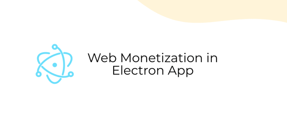 Cover image for Monetize your Electron App 💰