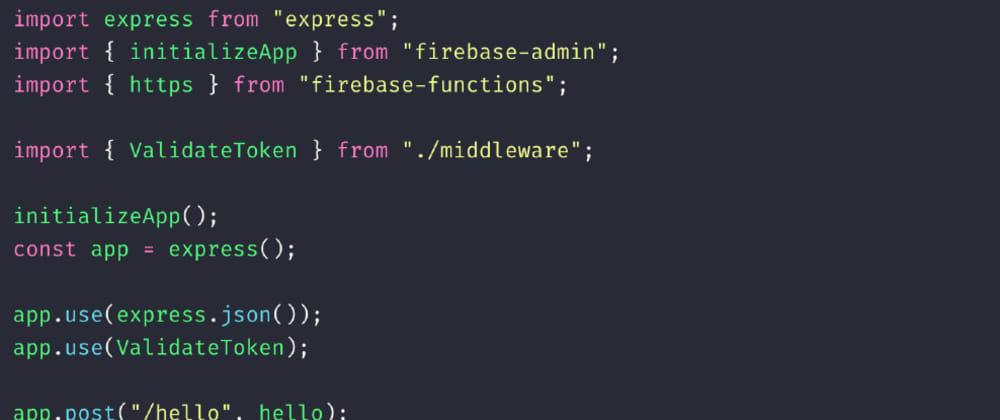 Cover image for React Native with Firebase Cloud Functions and GitlabCI