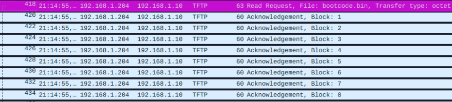 Pi TFTP boot