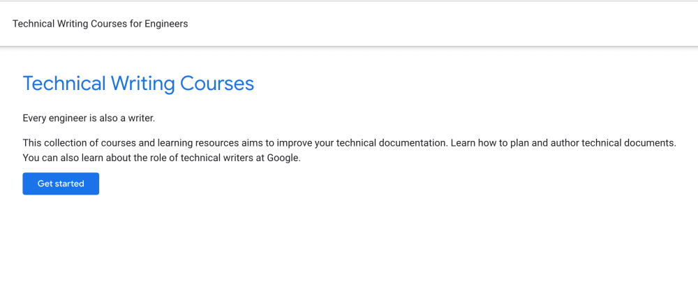 Cover image for Reviewing Google's Technical Writing Courses // Would I Recommend Them?