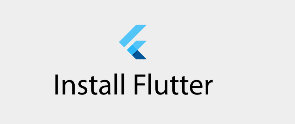 Cover image for Flutter Installation Guide