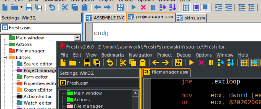 Cover image for Fresh IDE v2.7.0 has been released