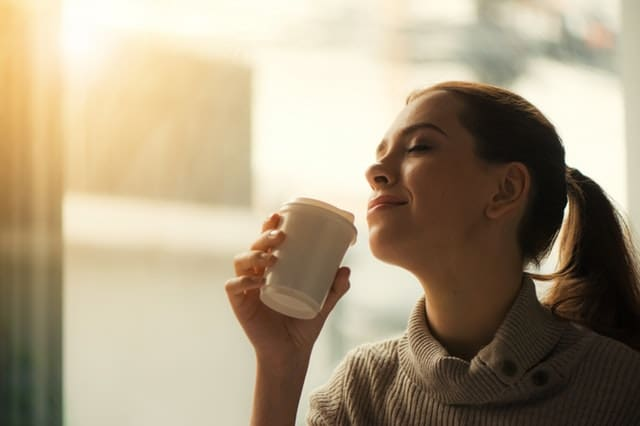 coffee makes you happier
