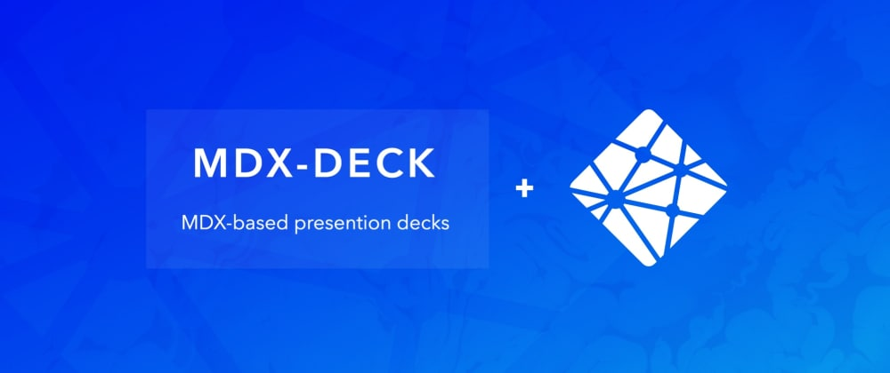Cover image for Deploy MDX-Deck to Netlify 🚀