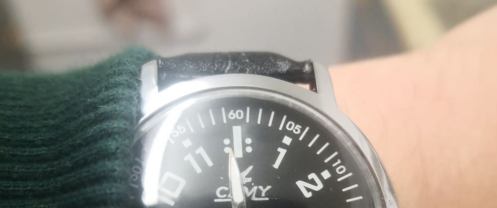 Cover image for Watch collecting, it's addictive