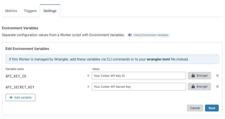 Cotter + Cloudflare Workers + Google Calendar API: Build a Serverless Calendar Booking App
