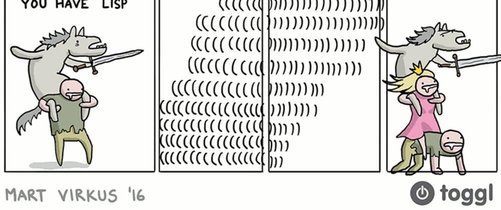 Cover image for História do Lisp, abra os olhos para programação funcional