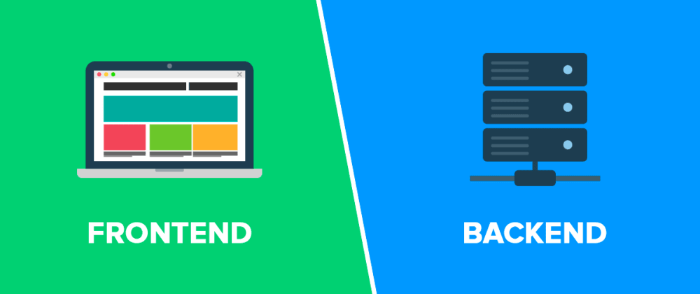 Cover image for What made you be a frontend or a backend developer?
