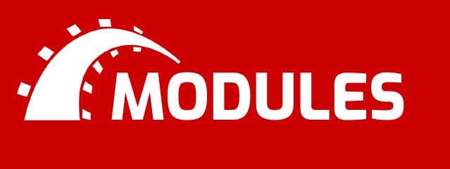 Modules - Ruby on Rails