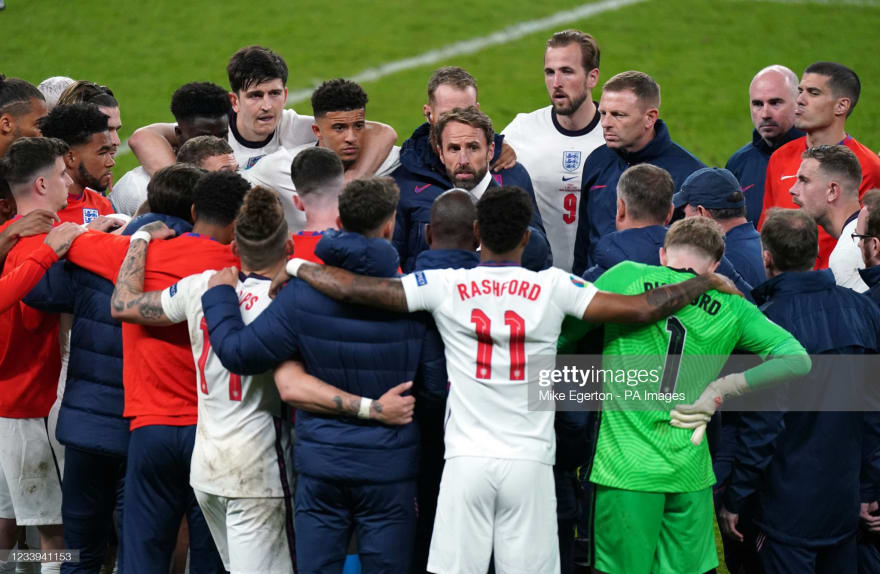England Euro 2021