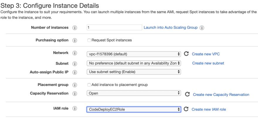 ConfigureEC2Instance