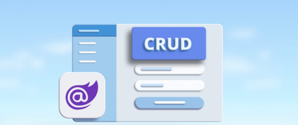 Cover image for How to Build a Blazor WASM CRUD Application with Entity Framework