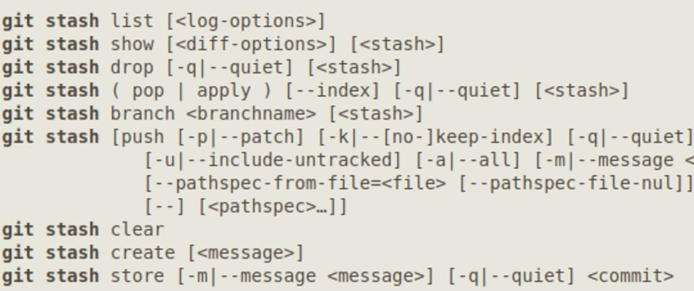 Cover image for Learn the hidden feature in Git - Stash