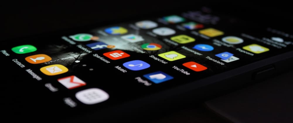 Cover image for iOS dark mode with React Native
