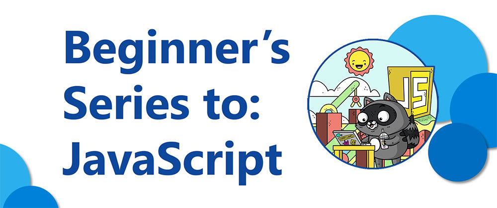 Cover image for Learn JavaScript with this series of videos for beginners