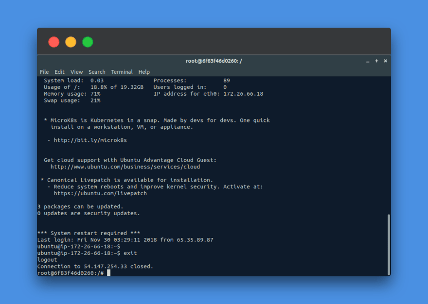 Run Commands on a Remote Machine via SSH - DEV Community 👩 💻👨 💻