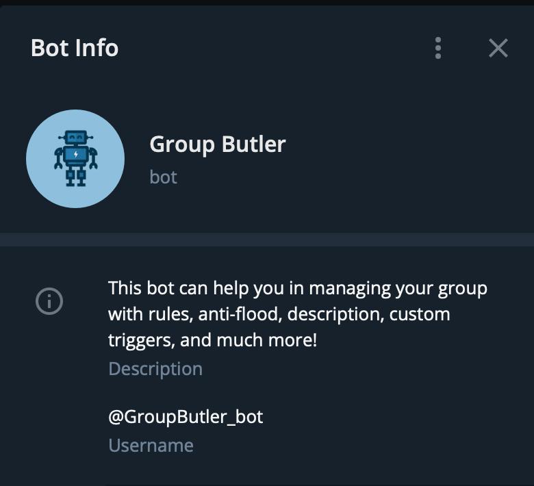 group butler bot