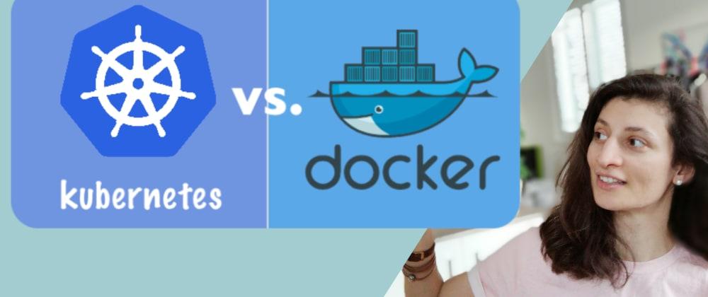 Cover image for Docker vs Kubernetes vs Docker Swarm 🙅🏼♀️