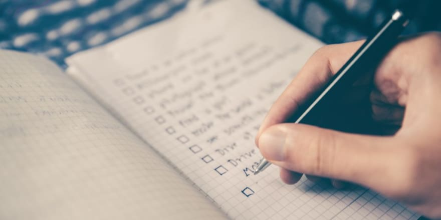 Tracking Your Todo List