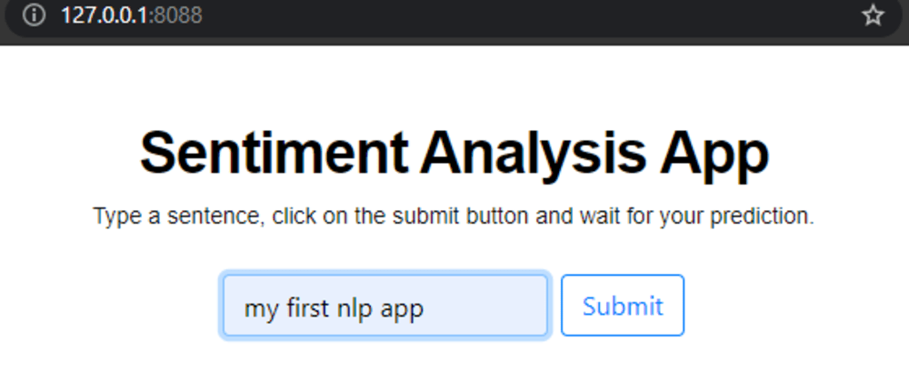 Cover image for Sentiment analysis using python and NLTK