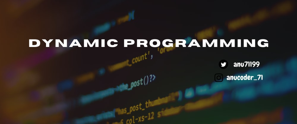 Cover image for How to approach Dynamic Programming?