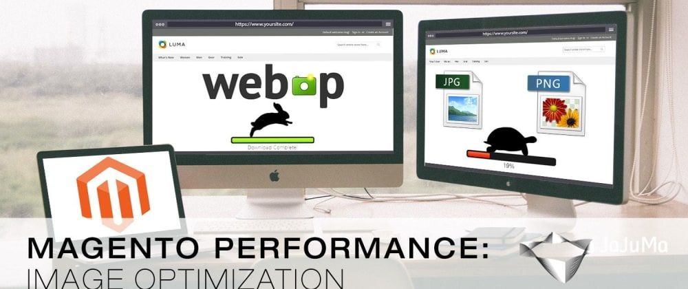 Cover image for WebP For Magento 2 Performance + Speed Optimization: Why Every Magento Store Should Use WebP