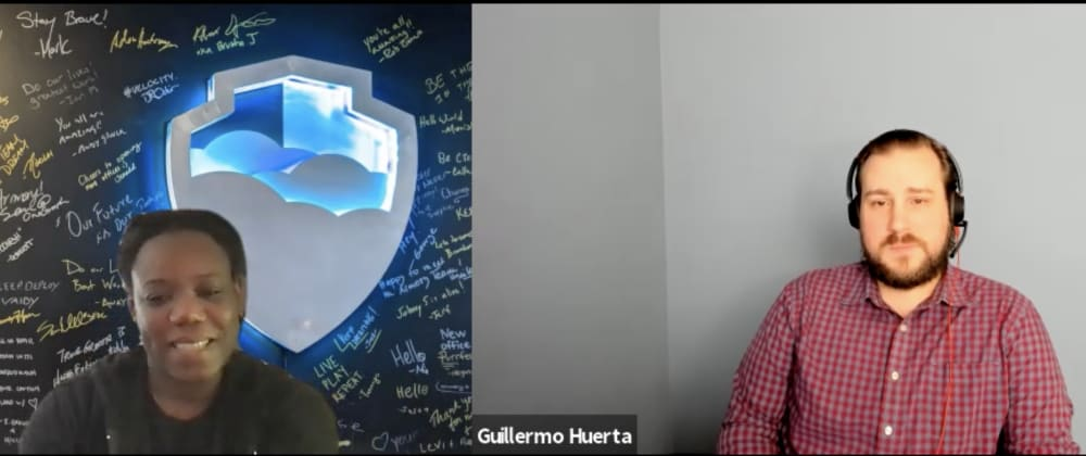 Cover image for Interview with Guillermo Huerta for National IT Professionals Day