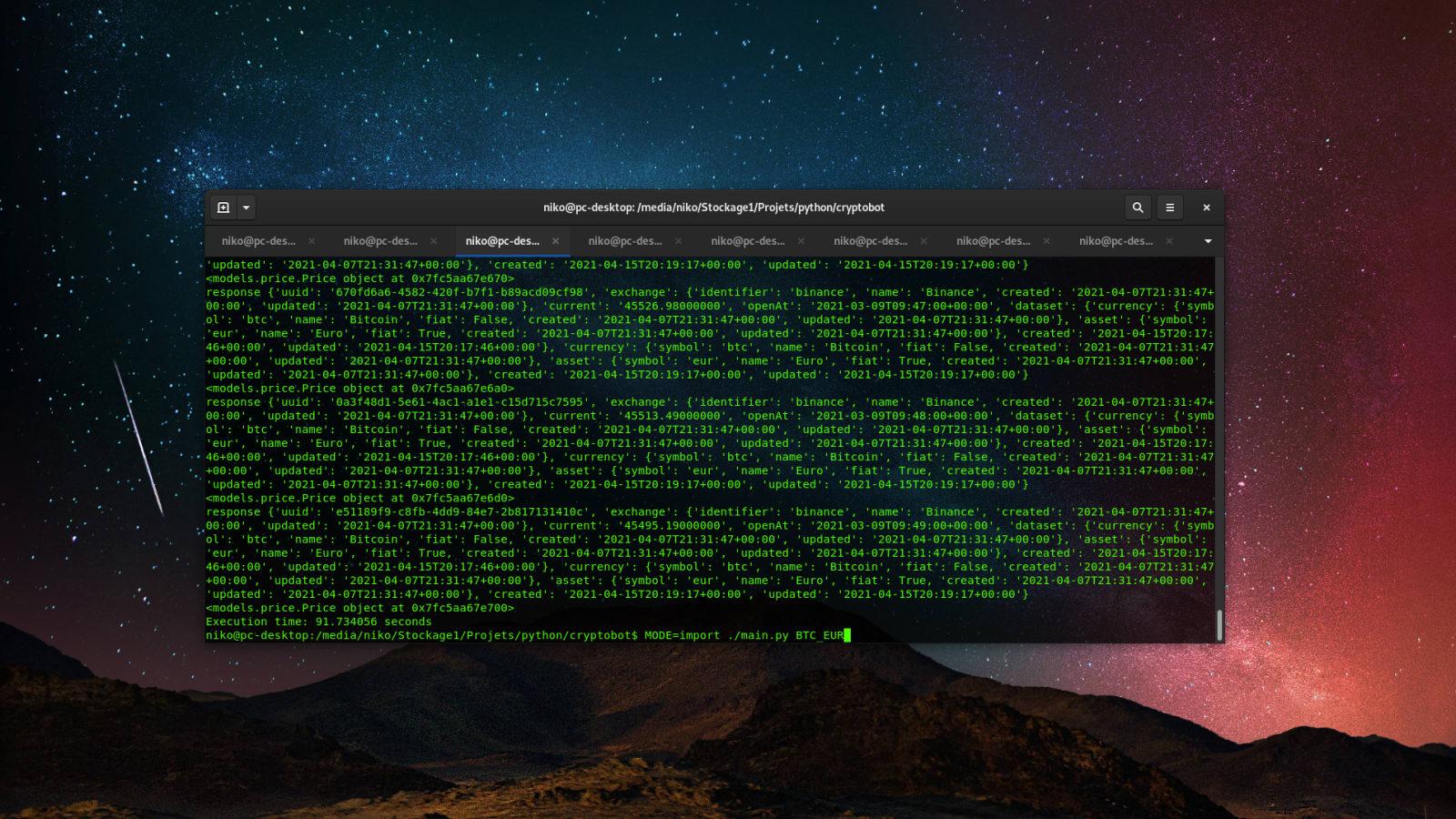 open source binance bot