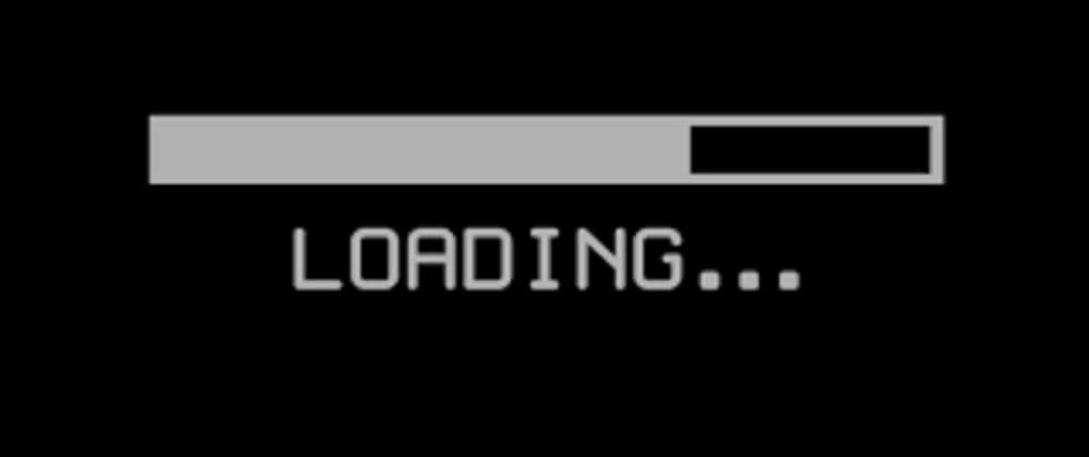 Cover image for Você sabe como funciona a lógica de Loading nas aplicações?