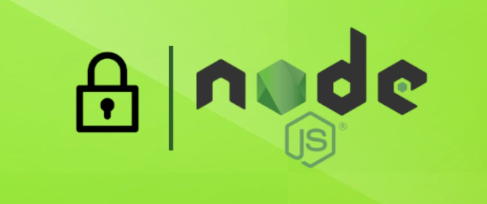 Cover image for HTTPS Localhost For Node.JS
