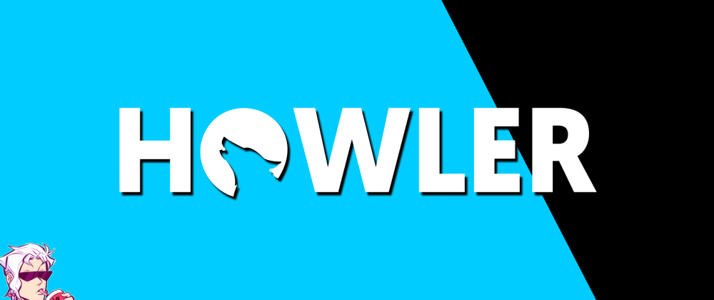 Cover image for Howler | A basic fullstack Next.js App using its API routes w/ React Query