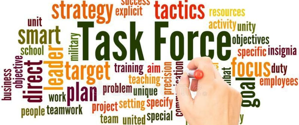 Cover image for Week 3 of the Task Force