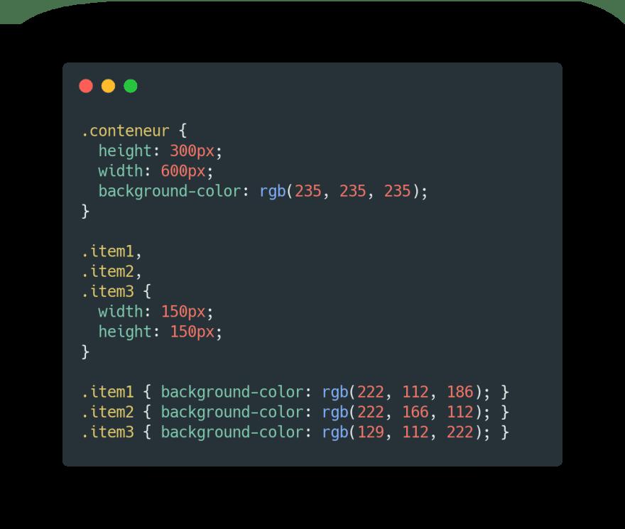 C - Code CSS
