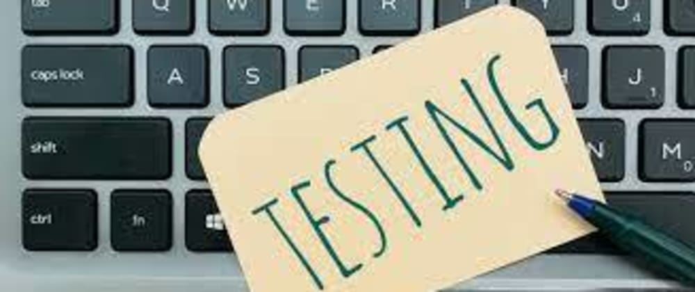 Cover image for Front End Testing Types And Tools