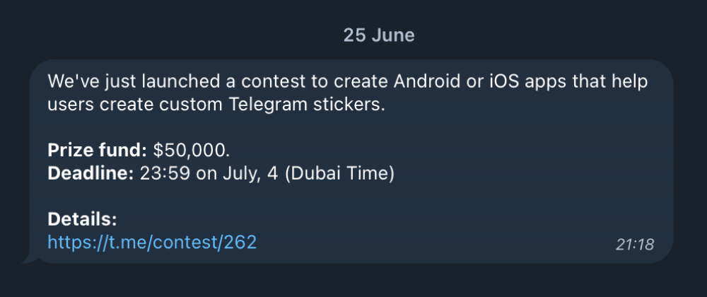 Cover image for Flutter Plugin For Importing Stickers Into Telegram