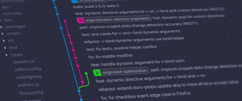 Cover image for Git Workflow: How much change is too much change for one commit for you?