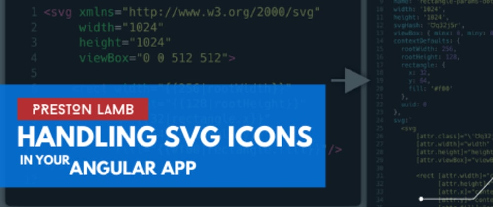 Cover image for Managing SVG Icons in Your Angular App