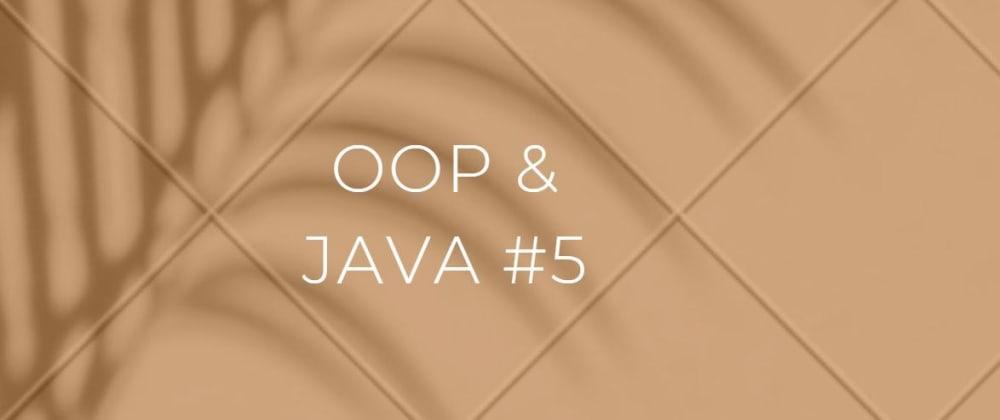 Cover image for Generics - [OOP & Java #5]