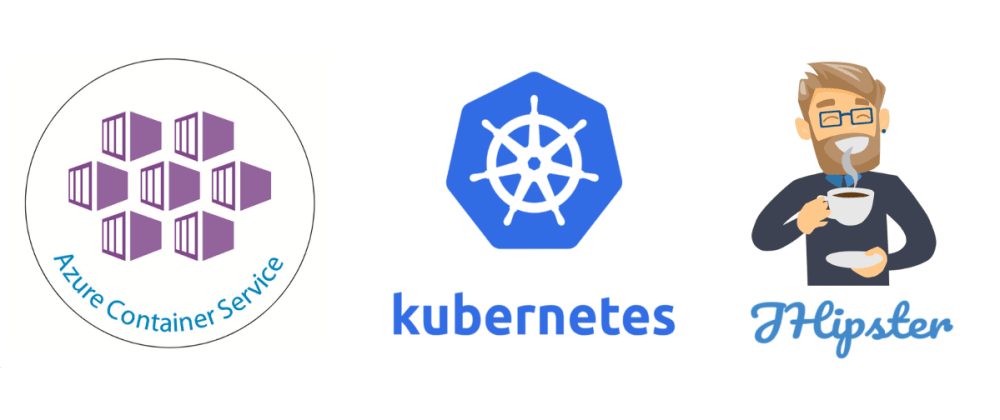 Cover image for Deploying JHipster Microservices on Azure Kubernetes Service (AKS)