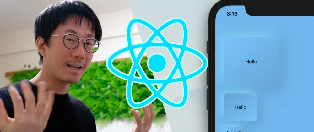 Cover image for React Native tutorial: Making skeuomorphic smooth button!