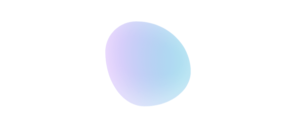 Cover image for Making a CSS blob