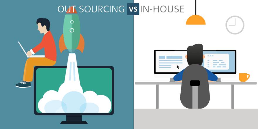 Inhouse vs Outsource