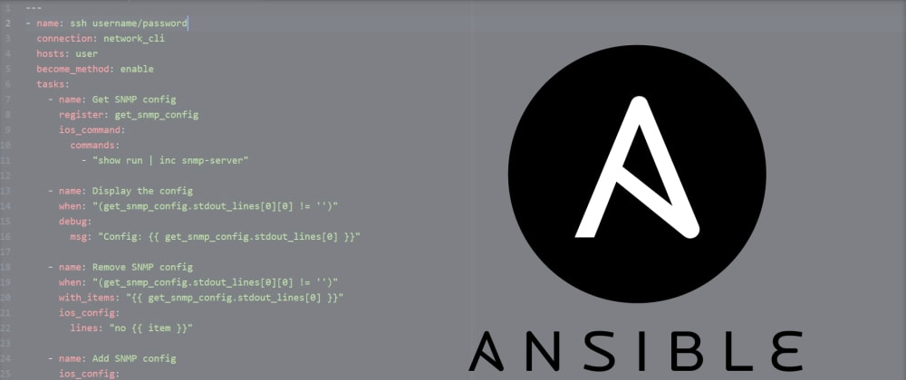 Cover image for Making Your Life Easier with the Top 5 Ansible Modules