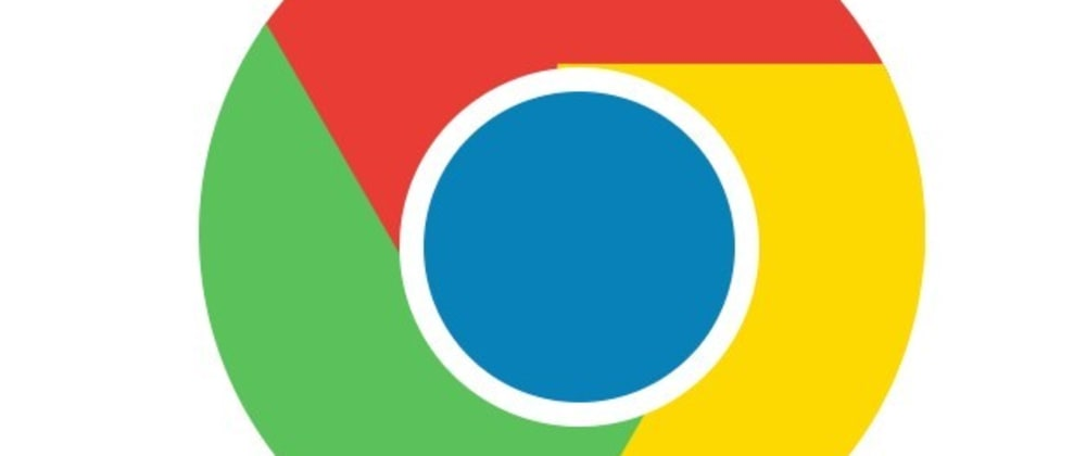 Cover image for How to design chrome logo with html and css only