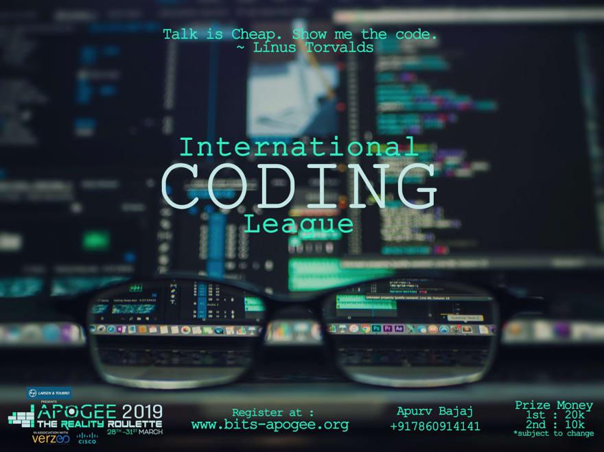 Coding Contests