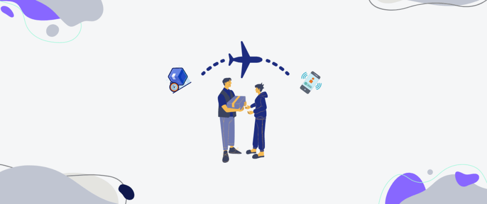Cover image for How to automate logistics with an automated conversational AI package and delivery tracking system