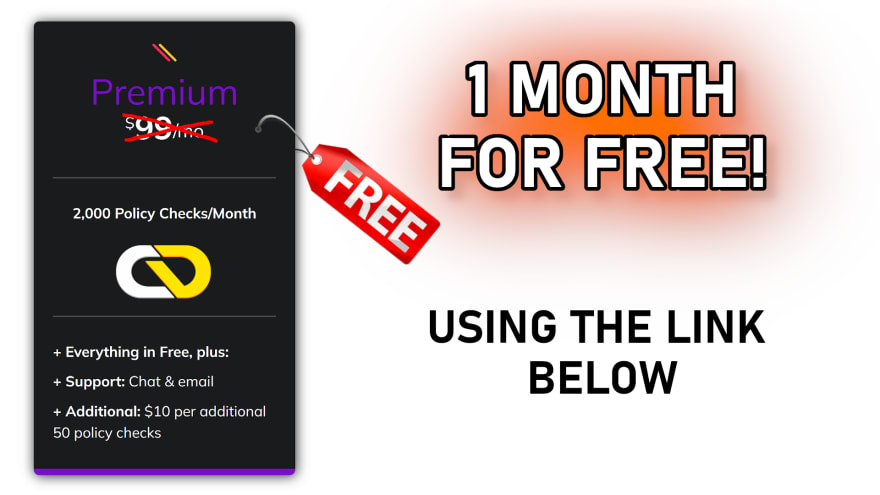 A Month for Free