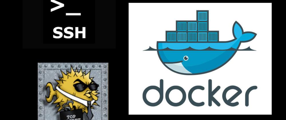 Cover image for Dockerize SSH server using Dockerfile